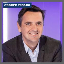 Bertrand Gié Directeur délégué du pôle News