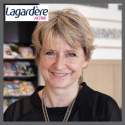 Corinne Denis Directrice du numérique et du développement des revenus