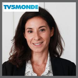 Hélène Zemmour Directrice du numérique