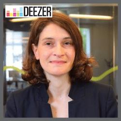 Marianne Le Vavasseur Directrice de la régie